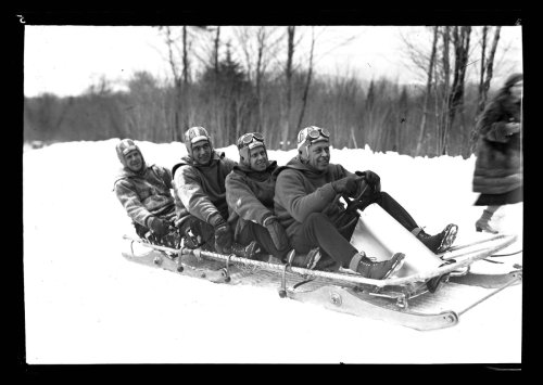 Bobsled at Lake Placid