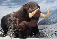 Mastodon Replica